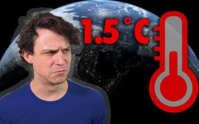 1.5 Degree Climate Limit: Small Number; Huge Consequences