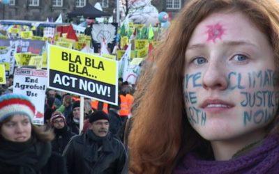 100.000 Klimademonstranter i Københavns gader!