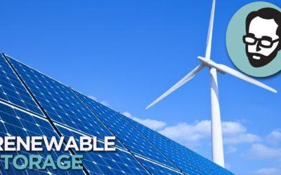 7 Ways To Store Renewable Energy