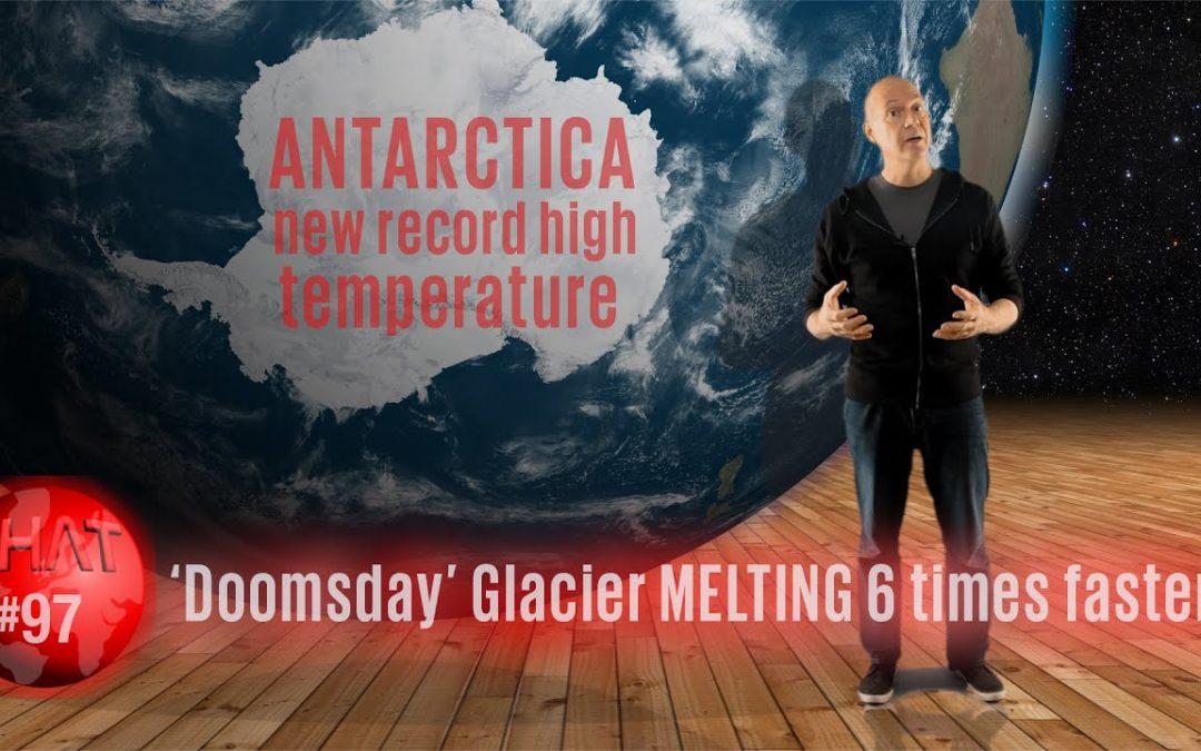 Antarctica: What happens if the 'Doomsday' Glacier collapses?