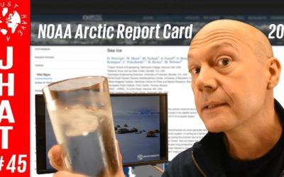 Arctic Sea Ice Loss : What's the latest?