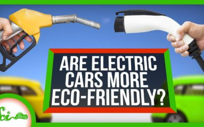 Are Electric Cars Really More Environmentally Friendly?