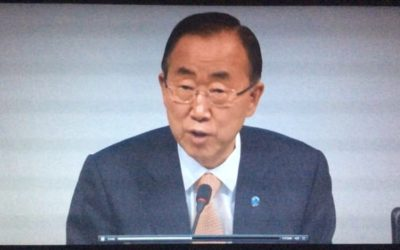 Ban Ki-Moon opfordrer pensionskasser til at diveste