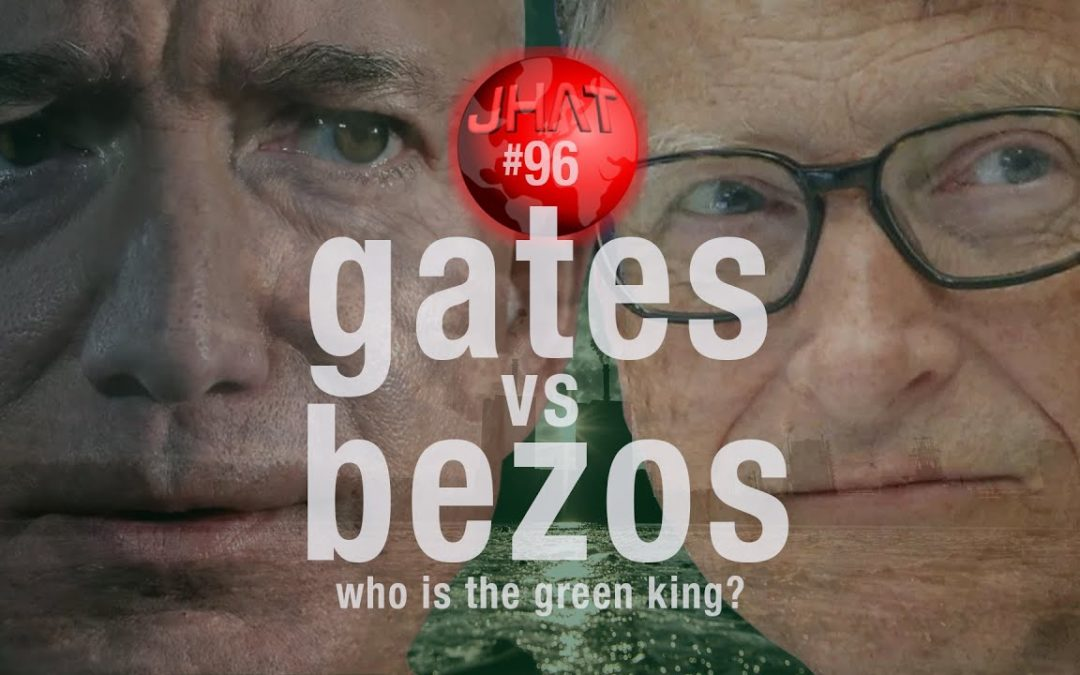 Bezos and Gates: What's their impact on the Climate Crisis?