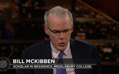 Bill McKibben: Fighting Back on Climate Change