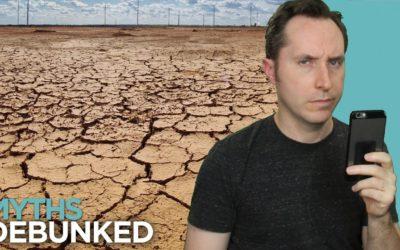 Busting Climate Change Myths