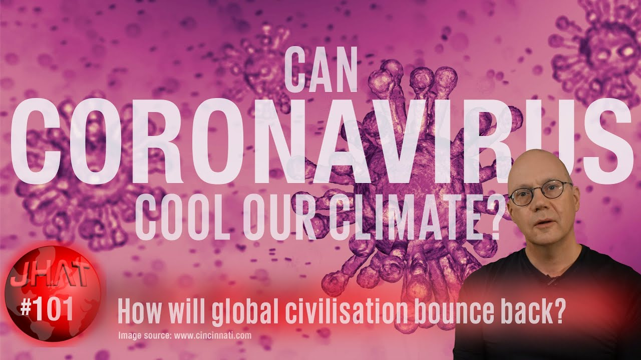 Can Coronavirus cool our climate?