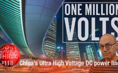 China's MILLION VOLT Energy Superhighway