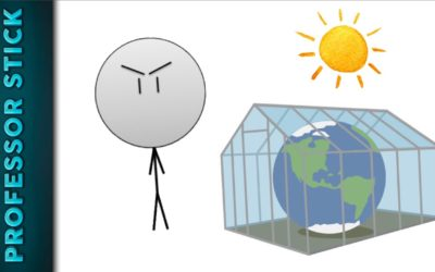 Climate Change is Fake Because Earth isn't Flat