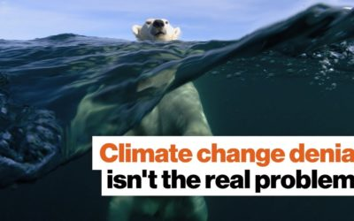 Climate denial isn't stopping climate action. Here's what is.