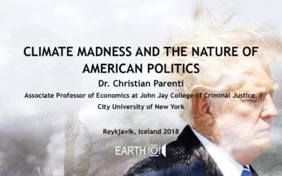 Climate Madness and the Nature of American Politics