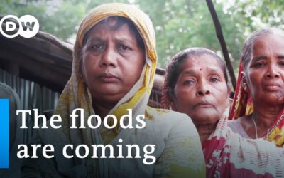 Climate refugees in Bangladesh