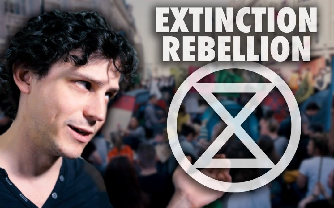 Climate scientist explains Extinction Rebellion