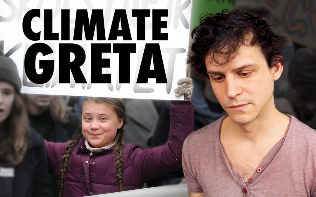 Climate Scientist reacts to Greta Thunberg's speeches