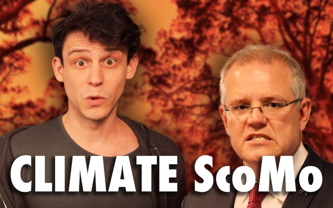 Climate Scientist reacts to Scott Morrison's climate comments