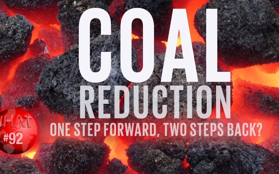 Coal: Can we kick our addiction?