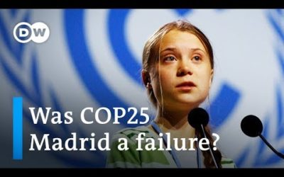 COP25 climate talks in Madrid: What was accomplished?