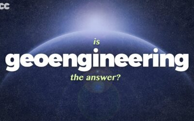 Could Geoengineering save us from climate change?
