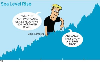 Debunking Cranky Uncle on sea level rise