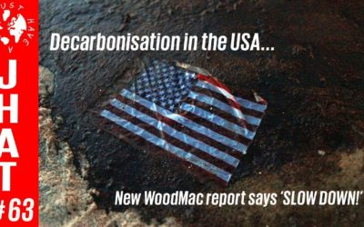 "Decarbonisation in the USA : New report says ""SLOW DOWN!"""