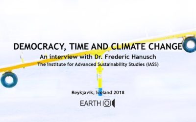Democracy, Time and Climate Change. An Interview with Frederic Hanusch