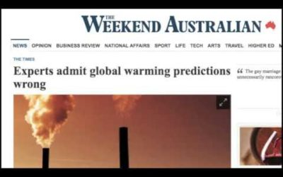 Did scientists REALLY just admit to exaggerating global warming?