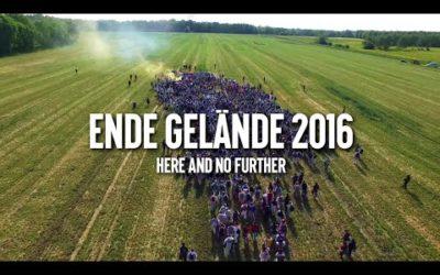 Ende Gelände 2016: Germany