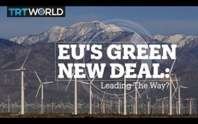 EU Green Deal: Leading the way?