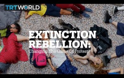 Extinction Rebellion: Changing the game?