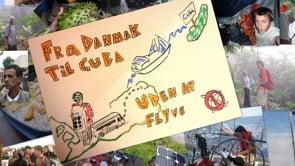 Fra Danmark til Cuba uden at flyve