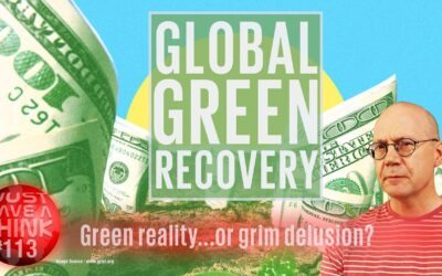 Global Green Recovery. Really?
