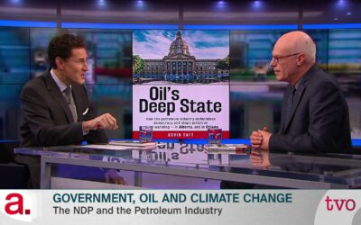 Government, Oil and Climate Change