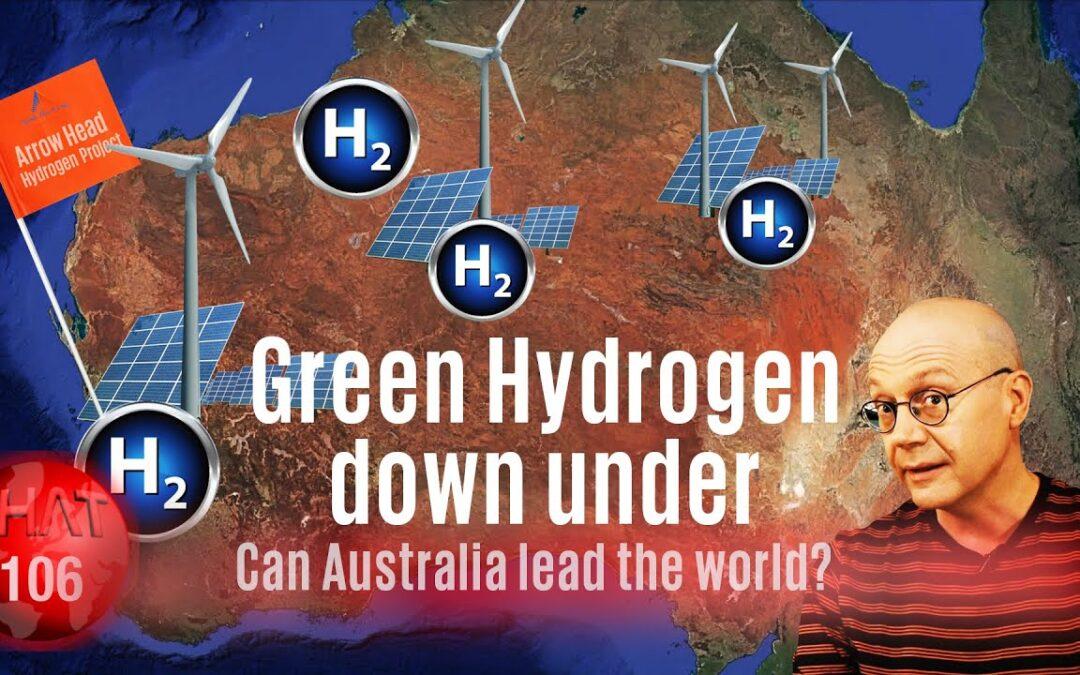 Green Hydrogen: Can Australia lead the world?
