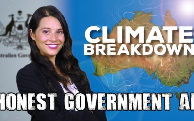 Honest Government Ad – Climate Breakdown & School Strikes