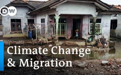 How climate change is driving mass migration
