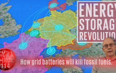 How energy storage will kill fossil fuel
