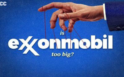 How ExxonMobil Controls Our Lives
