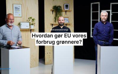 Hvordan gør EU vores forbrug grønnere?