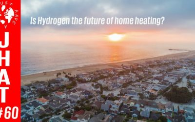 Hydrogen for heating our homes