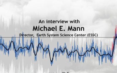 In the Crosshairs of History: Michael E. Mann and the Denial Industry