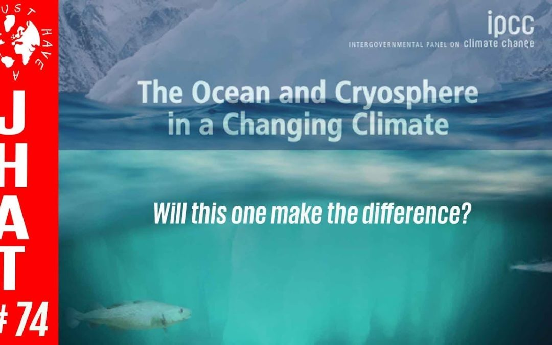 IPCC : Accelerating Ice Melt and Rapidly Warming Oceans