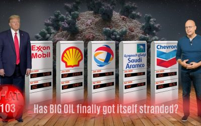 Is Big Oil finally getting stranded?