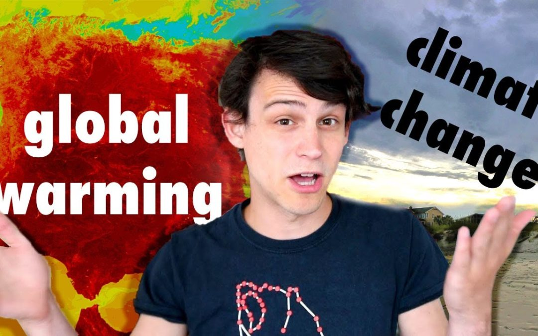 Is Climate Change the same as Global Warming?