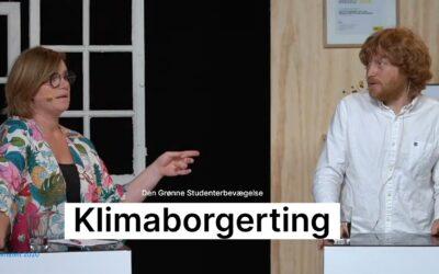 Klimaborgerting