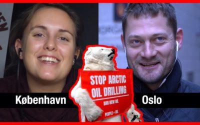 Klimaretssag: Vi slæber norske olieboringer for retten