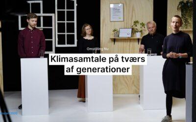 Klimasamtale på tværs af generationer