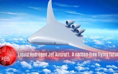 Liquid Hydrogen Jet Aircraft : A Carbon-Free Flying