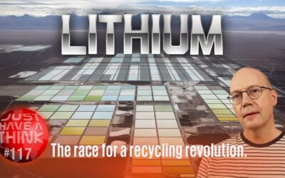 Lithium Recycling FINALLY goes global!