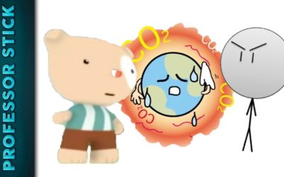 Little Pig Tells Us Global Warming is a Hoax