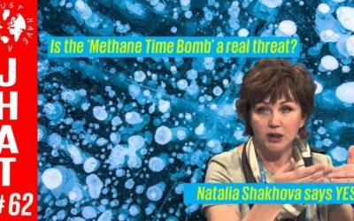 Methane: The Arctic's hidden climate threat